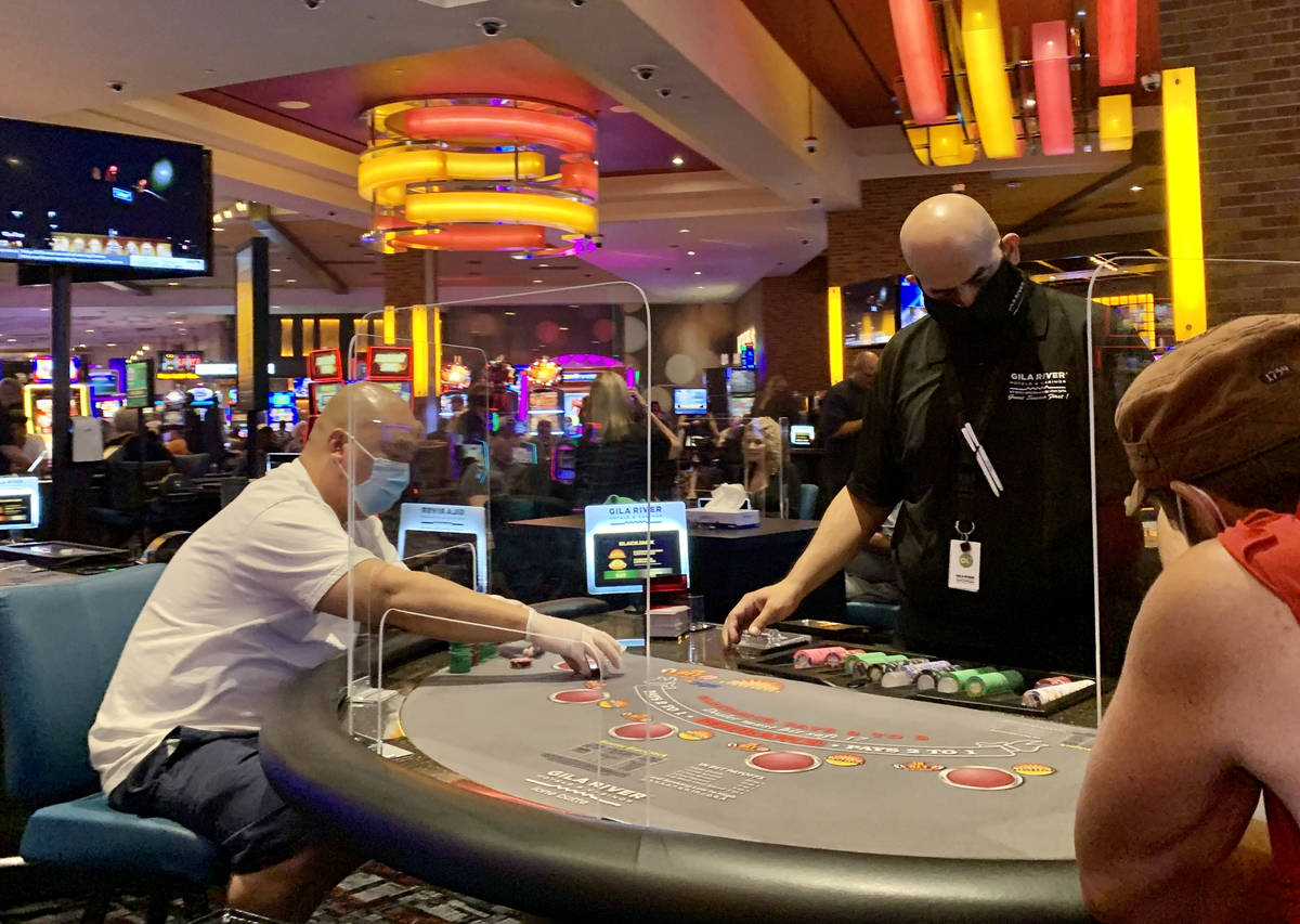 Sunland Park Racetrack and Casino Reopens